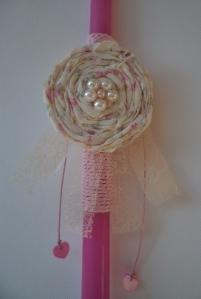 Lambada fabric flower2