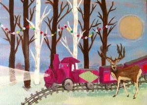 Train Craft Stories
